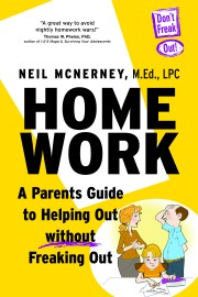 Homework Front Cover